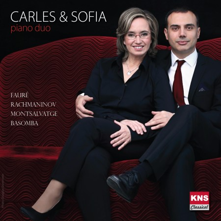 Carles & Sofia. Fauré. Rachamninov