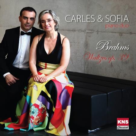 Carles & Sofia. Brahms'Waltzes