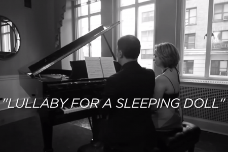 Lullaby for a Sleeping Doll