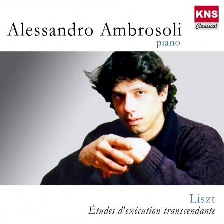 Alessandro Ambrosoli. Estudis Liszt