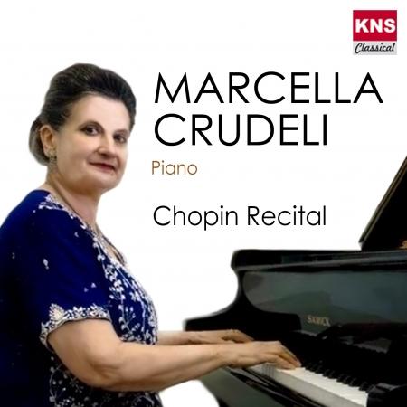 Marcella Curdeli. Chopin Recital