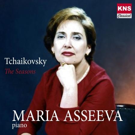 Maria Asseeva. Tchaikovsky