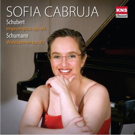 SOFIA CABRUJA. Schubert. Schumann