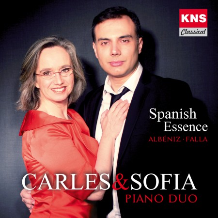 Carles & Sofia piano duo. Spanish Essence