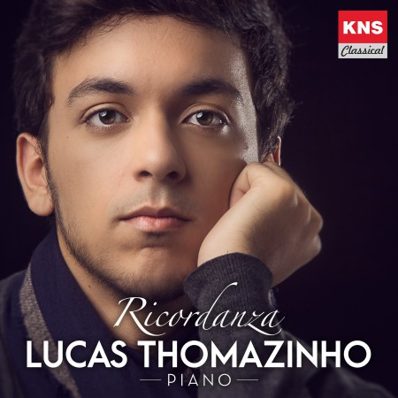 Lucas Thomazino. CD cover (1)