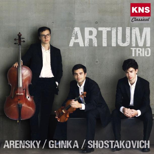 Artium Trio presents its debut album with KNS classical